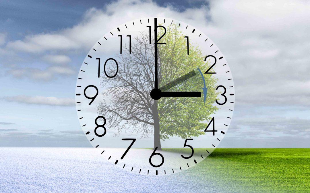 6 consejos para cambiar la hora a tu reloj